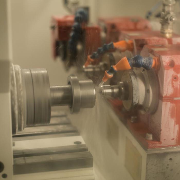 Usinage des céramiques et matériaux durs - Studer S110 - Groupe Rubis Précis