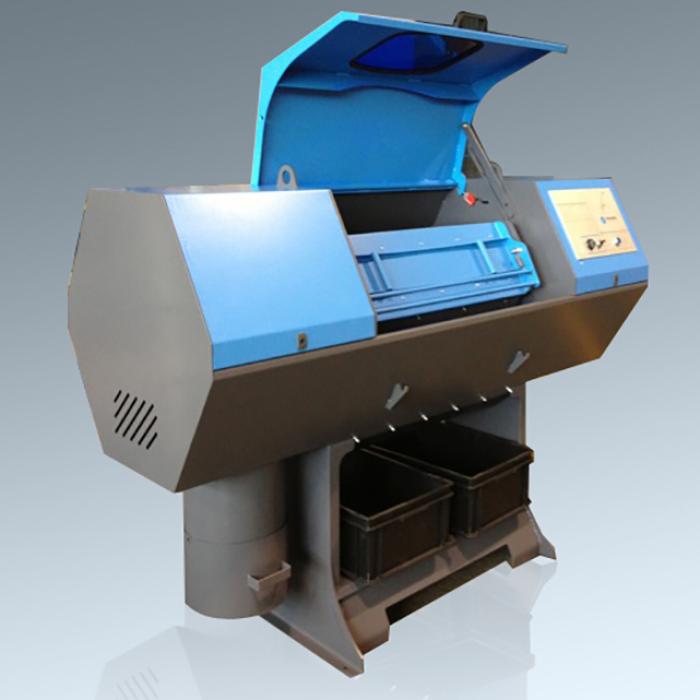 Ebavurage en tonneau - Tonneau d'ébavurage DIABOLO - SPK Solutions