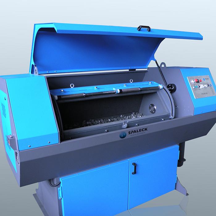 Ebavurage en tonneau - Tonneau d'ébavurage PX 300 - SPK Solutions