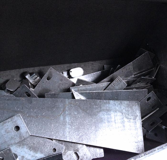 Ebavurage en tonneau - Pieces ébavurées sans abrasif - SPK Solutions