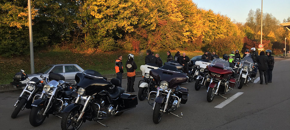 Chapter - Harley-Davidson Dijon