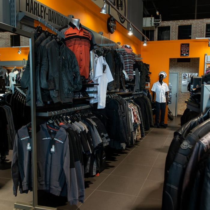 La concession - Boutique vêtement & accessoires - Harley-Davidson Dijon