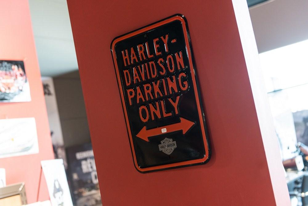 La concession - Accessoires - Harley-Davidson Dijon