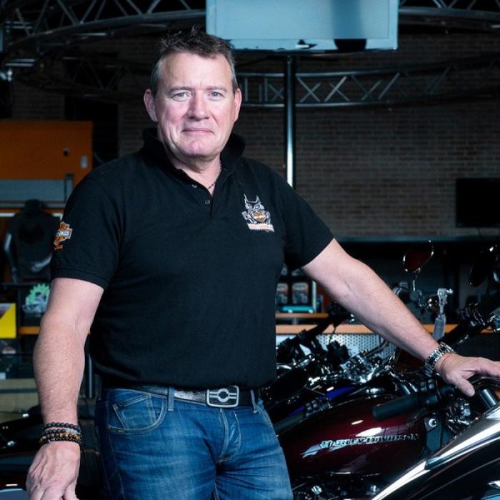 La concession - Benoît DULIEU - Gérant - Harley-Davidson Dijon