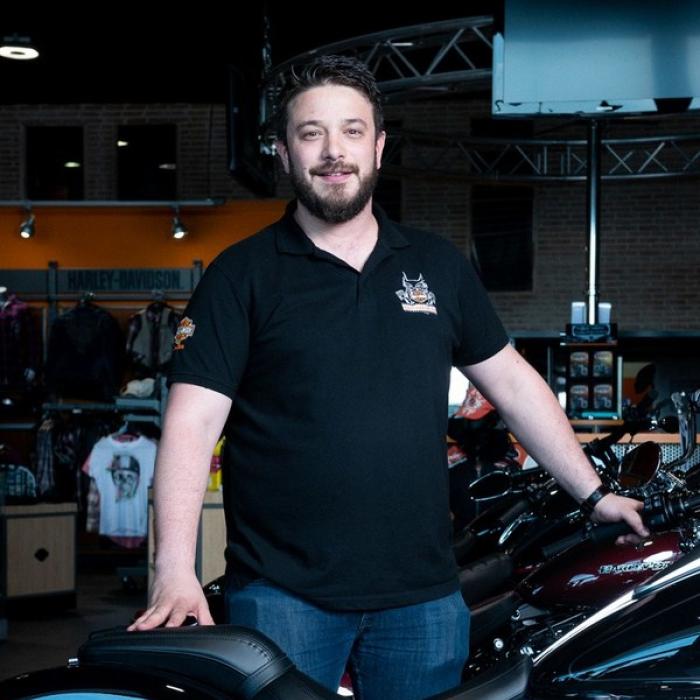 La concession -  - Harley-Davidson Dijon