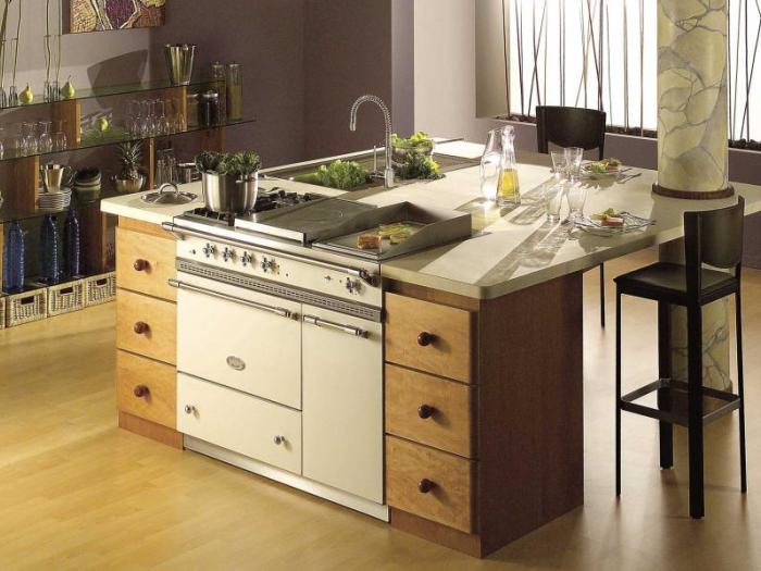 Pianos de cuisson - LACANCHE - Modèle Chambertin  - VF Cuisines