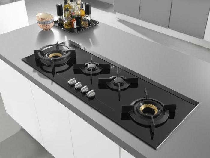 Electroménager - Table de cuisson gaz - VF Cuisines