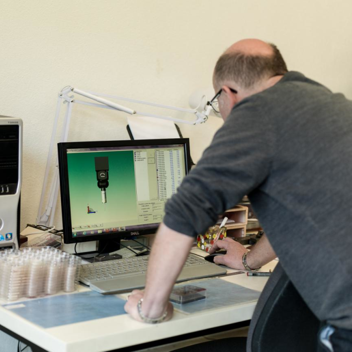 Contrôle - Programmation machine 3D - Groupe Rubis Précis