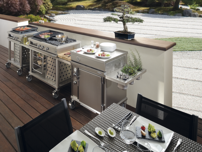 Pianos de cuisson - WESTAHL - Ligne Open'Cook - VF Cuisines