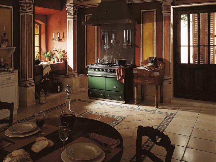 Pianos de cuisson - LACANCHE - VF Cuisines