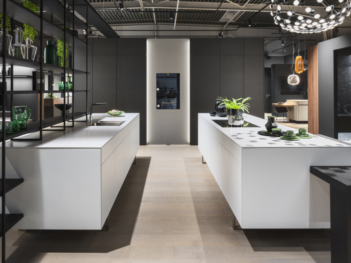 Cuisines - LEICHT - Modèle Topos Classic FS - Collection 2021 - VF Cuisines