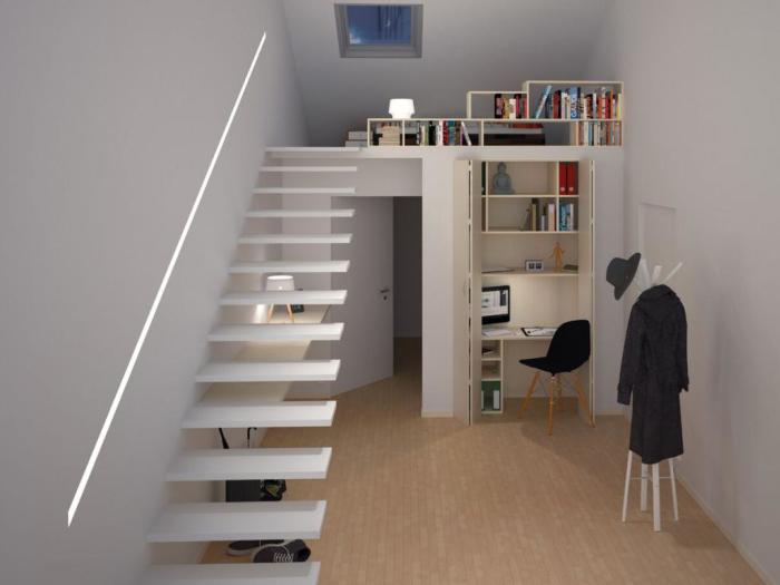 Dressings - Bureau petits espaces IN-IPSO - VF Cuisines