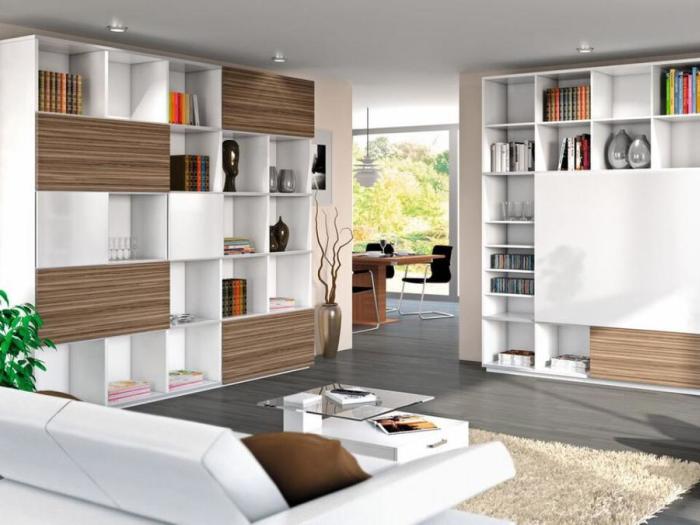 Dressings - Bibliothèque et meuble TV IN-IPSO - VF Cuisines